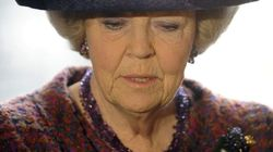 La reina Beatriz de Holanda abdica