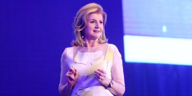 Arianna Huffington deja de ser editora jefa de 'The Huffington