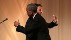 Matteo Renzi se despide de Obama con un emotivo post en