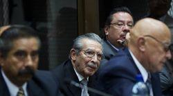 El exdictador Ríos Montt será juzgado por el genocidio de 1.771