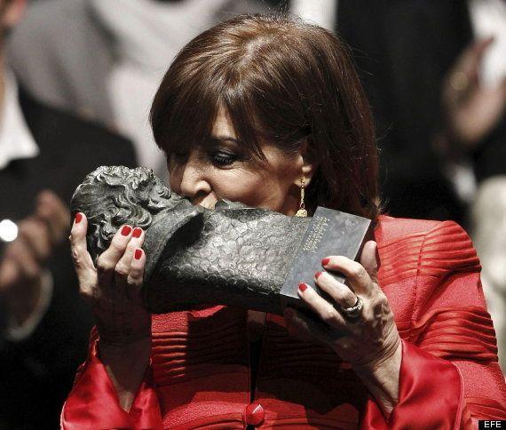 La crisis y los recortes salen a relucir en la fiesta de los nominados a los Goya