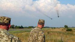 Ucrania incrementa su presencia militar en la frontera con