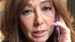 La llamada sobre Pablo Iglesias que hizo Ana Rosa al final del programa
