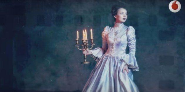 El terrorífico 'Drácula, de Bram Stoker' se proyectará en una abadía de