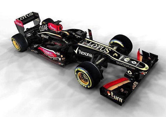 Lotus presenta su Fórmula 1 para