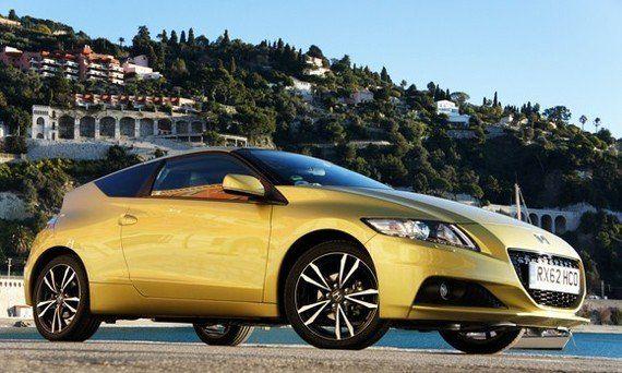 Contacto: Honda CR-Z, un deportivo coqueto e