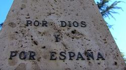 Madrid comienza a retirar los monumentos franquistas de la