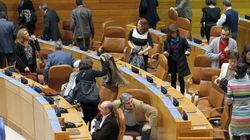 Motín en el Parlamento de