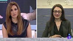 Bochorno en TVE por estas preguntas políticas de Mariló Montero