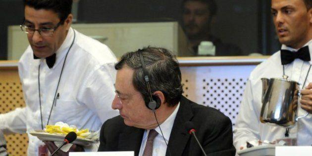 Ni luz ni taquígrafos: Draghi se reunirá el día 12 con diputados en el Congreso a puerta