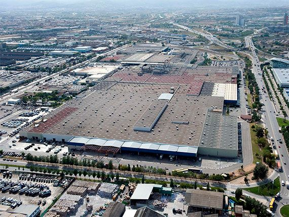 La factoría de Nissan de Barcelona fabricará el próximo compacto de la