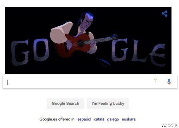 Doodle de Google: homenaje a Paco de