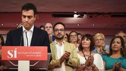 Encrucijada en el PSOE: ¿que gobierne Rajoy o buscar una