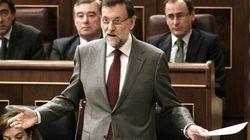 Rajoy recurre al 'y tú más' para responder a Rubalcaba sobre la corrupción