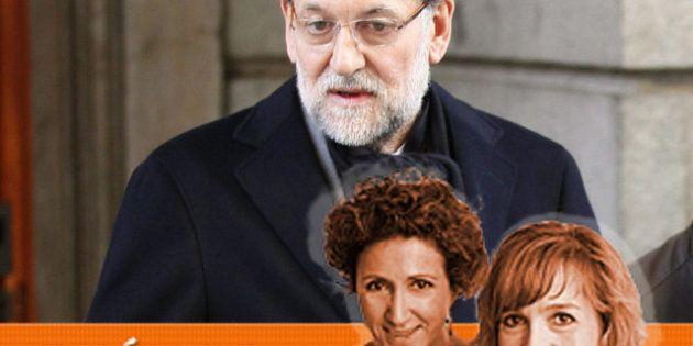 La moda primavera verano de Rajoy: Transparencias las justas y el rojo