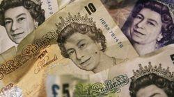 La libra cae ante el ascenso del 'sí' a una Escocia