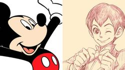 Si Micky Mouse fuese un personaje real...