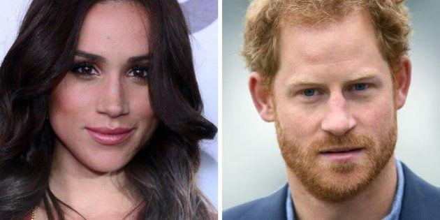El príncipe Enrique denuncia una campaña de acoso a su novia, Meghan