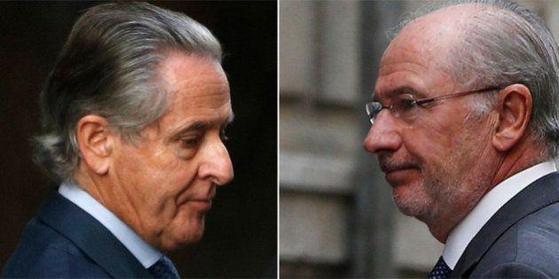 El juez impone una fianza de 16 millones a Blesa y de tres a Rato por las 'tarjetas B' de Caja