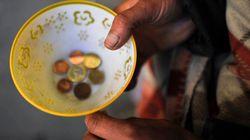 Día contra la Pobreza: