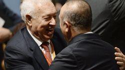 España, miembro no permanente en el Consejo de Seguridad de la