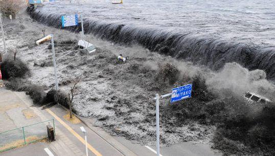 Cinco años de Fukushima: 15 fotos para recordar la