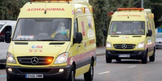Ébola en España: Tres de los ingresados el jueves dan negativo en el primer test de