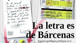 Las cuentas de Bárcenas en la prensa española