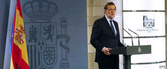 Rajoy anuncia que el rey no le ha ofrecido presentarse a la