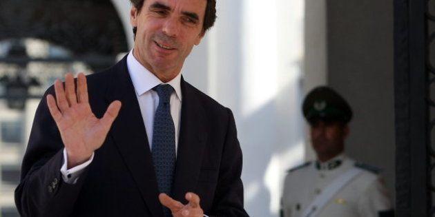 Aznar presenta una demanda de protección del derecho al honor contra 'El