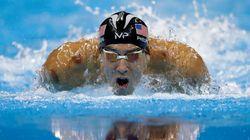 Phelps bate un récord que estaba vigente desde hace más de 2.000