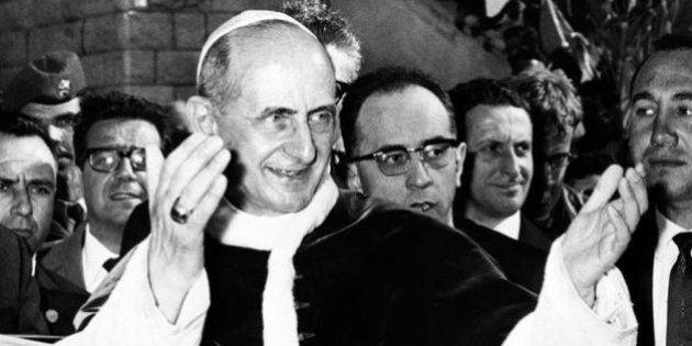La Iglesia beatifica a Pablo VI, al que llama