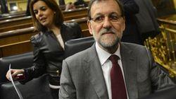 Rajoy no aceptará preguntas en su
