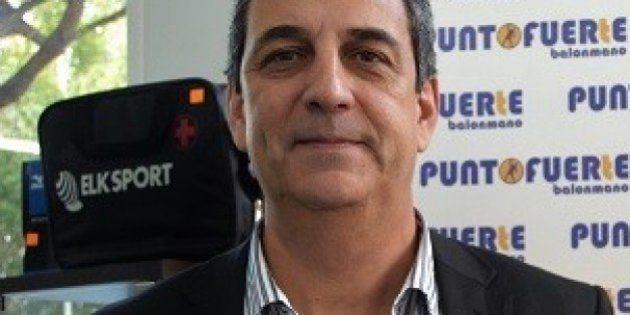 Muere el exportero internacional de balonmano Juan Pedro de Miguel a los 58