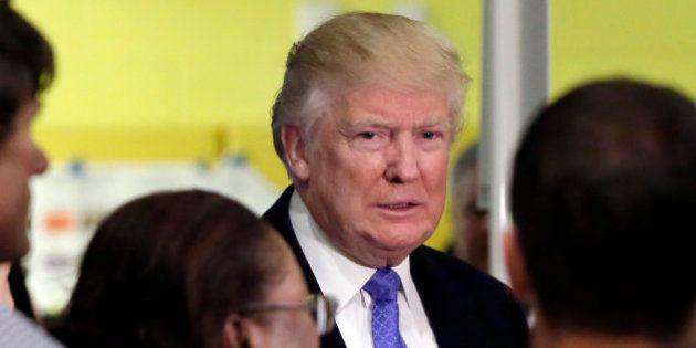 Trump confunde 'county' (condado) con 'country' (país) y la lía con este