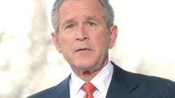 ¿A quién ha votado George W. Bush? No, no es a