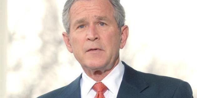 George W. Bush no ha votado ni a Trump ni a Clinton en las elecciones