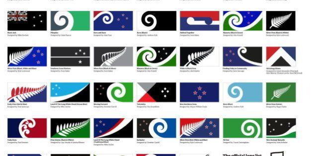 ¿Con qué bandera te quedas para Nueva Zelanda?