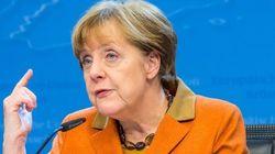 Así vende Merkel la deportación masiva de migrantes y