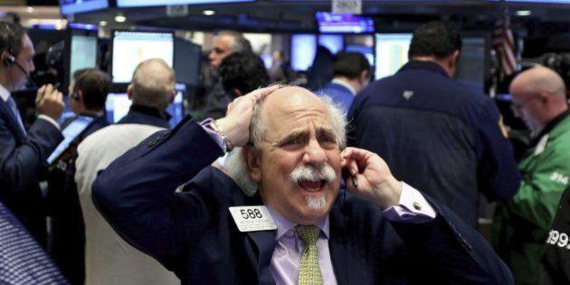 Los mercados caen con fuerza a medida que Trump gana