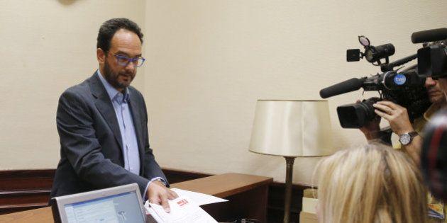 El PSOE se adelanta a Ciudadanos y pide una comisión sobre Bárcenas en el