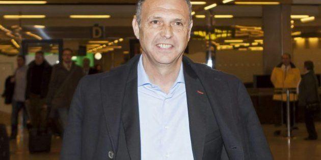 El Mallorca anuncia la destitución del entrenador Joaquín
