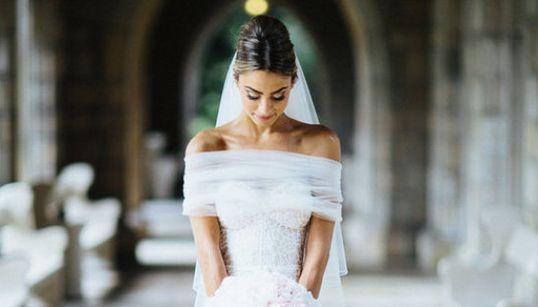 30 retratos de novias impresionantes que tienes que
