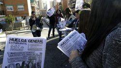 Madrid lidera con un 80% el seguimiento de la huelga contra