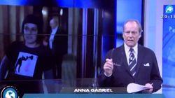 Los insultos de este presentador de Intereconomía a Anna