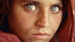 La niña afgana de National Geographic sale de prisión y ya está en