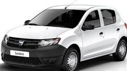 El Dacia Sandero es el coche más vendido de España en