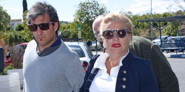 Maite Zaldívar sale de la cárcel tras obtener el tercer
