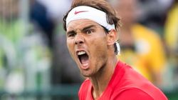 Rafa Nadal pasa a semifinales en individual