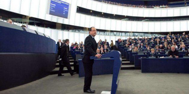 Hollande carga contra el Reino Unido: Europa no es la suma de países